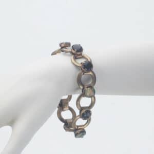 bracciale vintage decò miniature