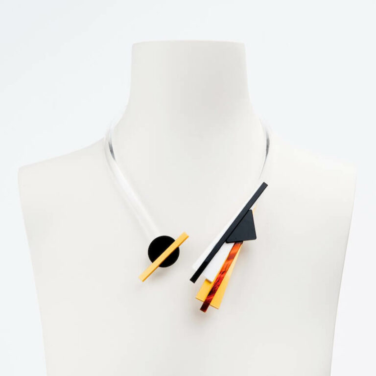collana girocollo kandinsky