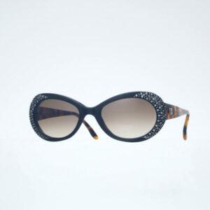 occhiali sole pagani charmant nero strass