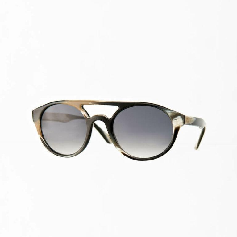 occhiali sole pagani corsa nero beige