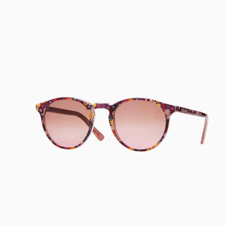 occhiali sole pagani dandy fiori rosa
