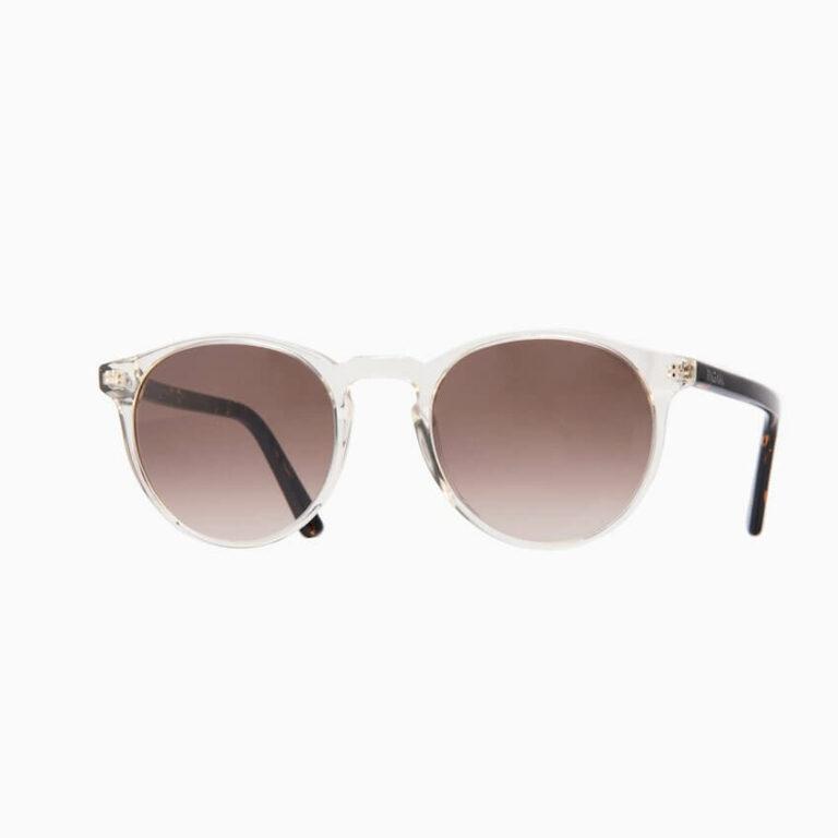 occhiali sole pagani dandy trasparente nero