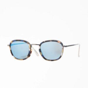 occhiali sole pagani elios patch blu