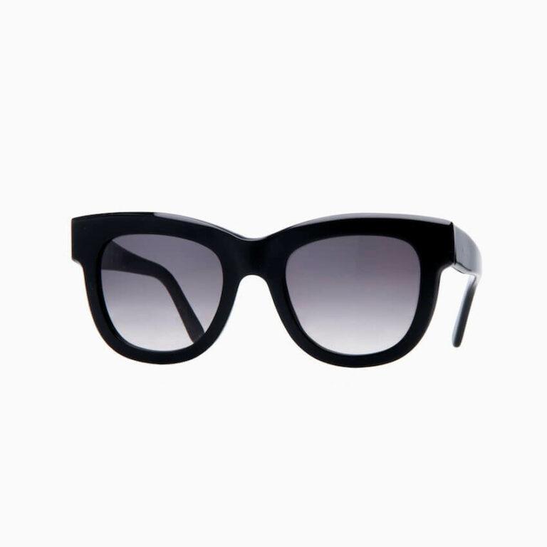 occhiali sole pagani fiore nero