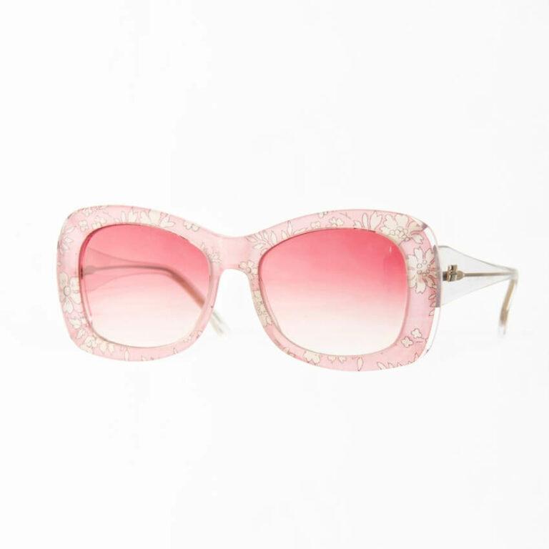 occhiali sole pagani jacqueline rosa fiori