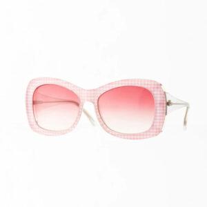 occhiali sole pagani jacqueline rosa quadretti