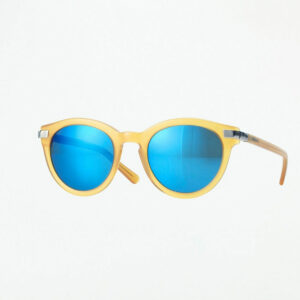 occhiali sole pagani leo giallo