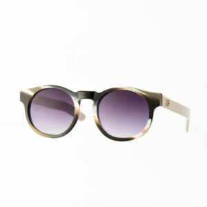 occhiali sole pagani young avana bianco