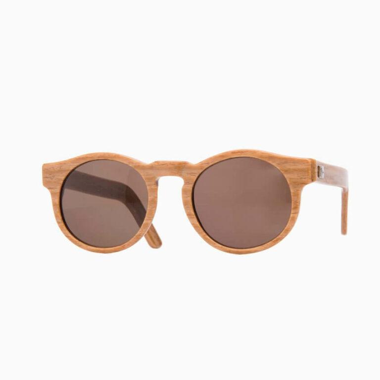 occhiali sole pagani young legno chiaro