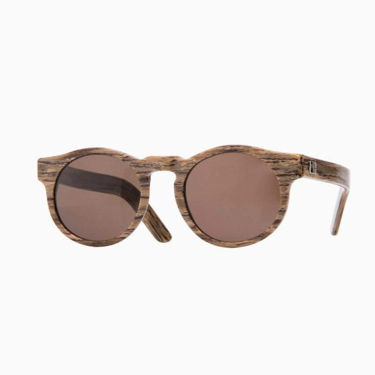 occhiali sole pagani young legno scuro
