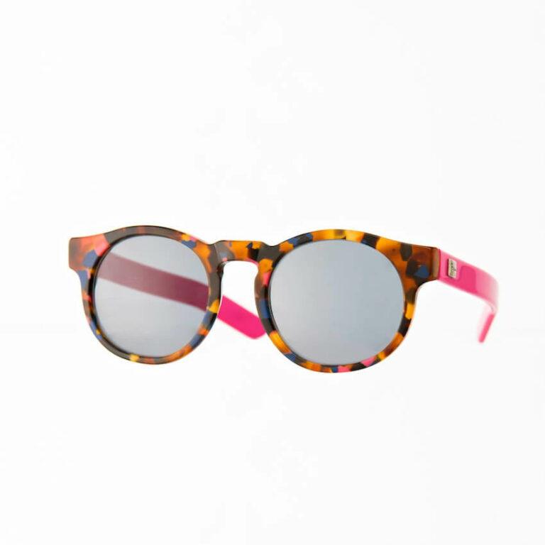 occhiali sole pagani young patch fucsia