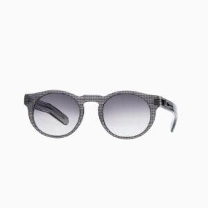 occhiali sole pagani young quadretti neri bianchi