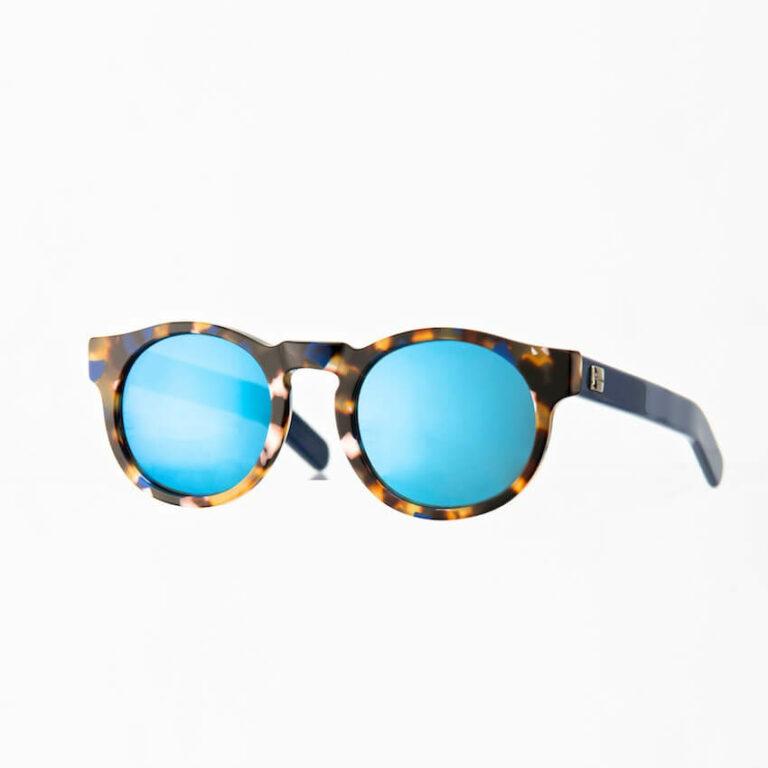 occhiali sole pagani young patch blu