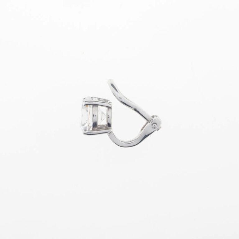 orecchino clip punto luce