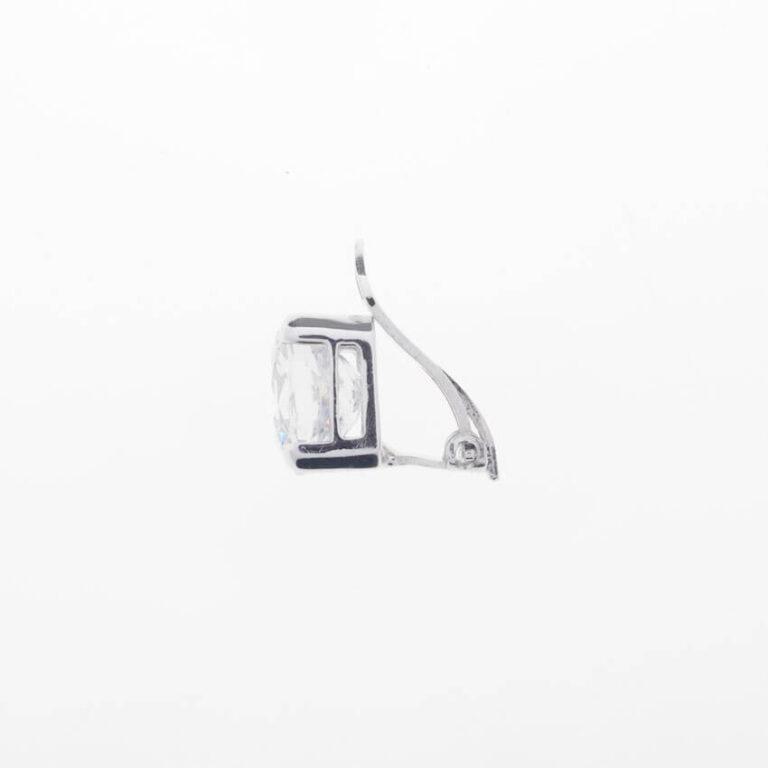 orecchino punto luce clip