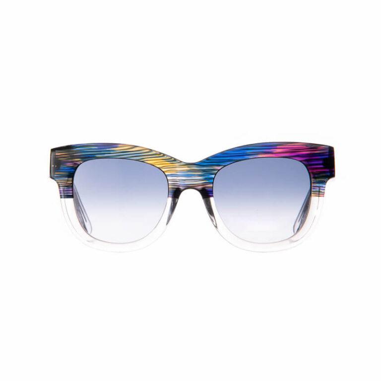 Occhiali sole Pagani modello Fiore Multicolor Limited 3