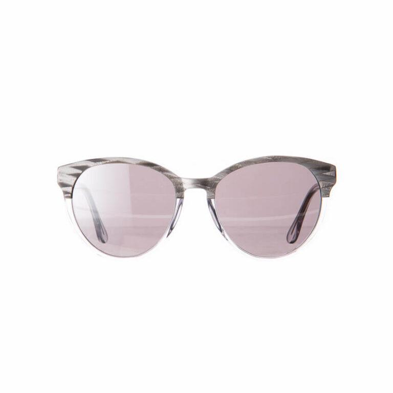 Occhiali sole Pagani modello Iris Silver specchio 2