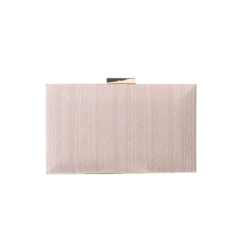 Clutch bright box rosa nude 2
