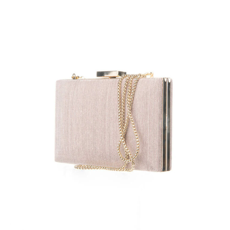 Clutch bright box rosa nude 4